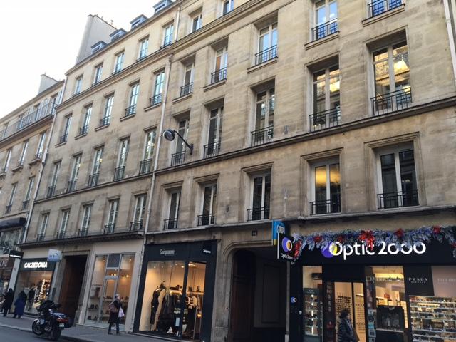 OFFRE DU MOIS : A LOUER 510 m² de bureaux Paris 9ème Quartiers des Grands Magasins