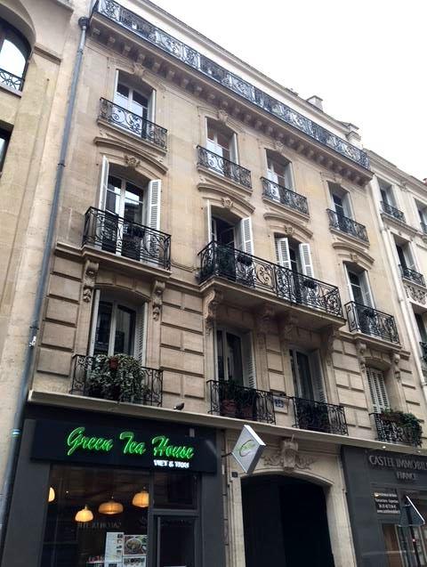 BUREAUX A VENDRE PARIS 75008